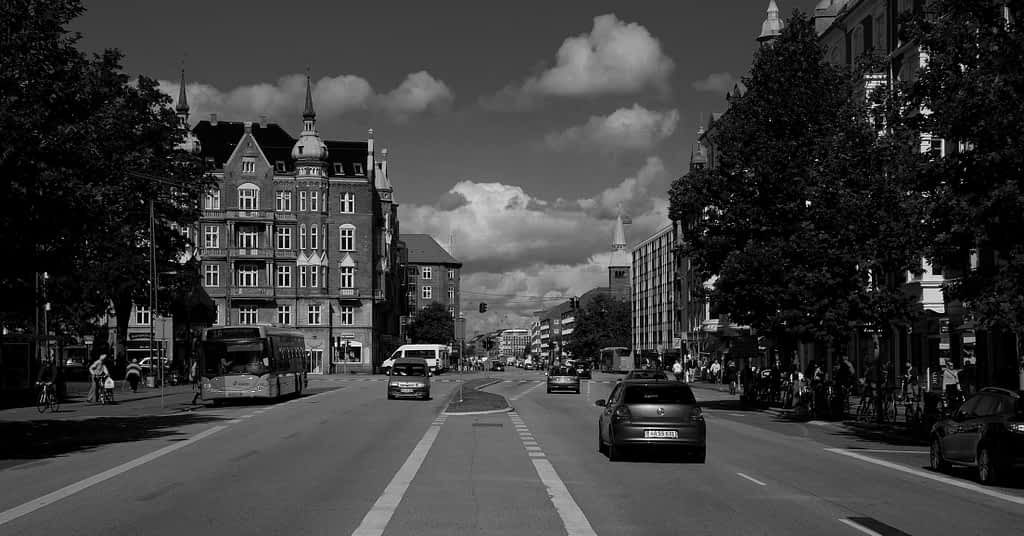 Østerbrogade - Kbh Ø - psykologer